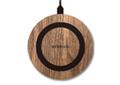 Qi(チー)ワイヤレス充電器 木目調
