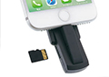 iPhone/iPad/iPod Lightningコネクタ搭載SDカードリーダーライター「SwitchMemory EX」