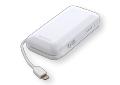 モバイルバッテリー「絆の給電」5,200mAh