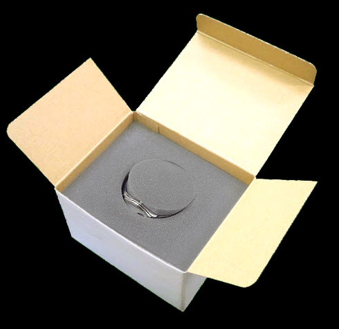 時計用資材付属品セット方法
