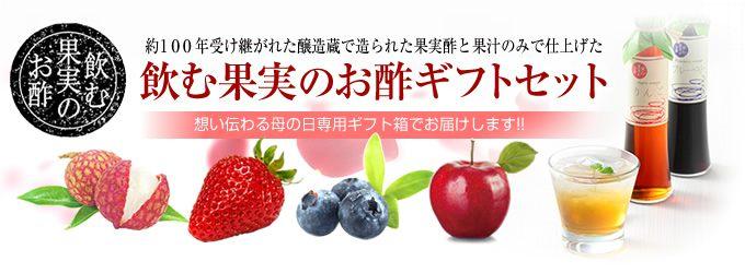 飲む果実のお酢ギフトセット