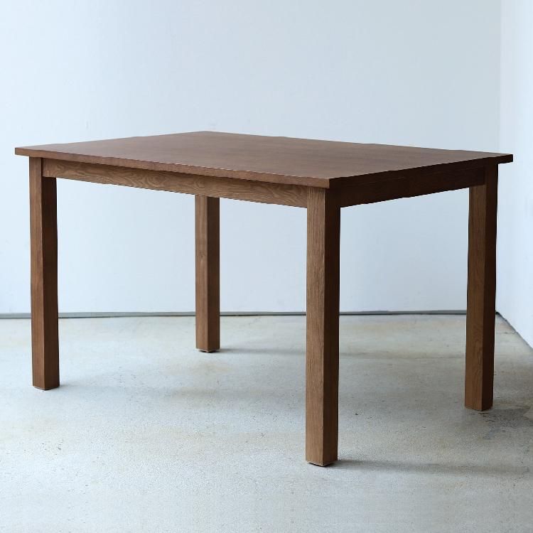 ナチュラルな雰囲気が魅力のダイニングテーブル、テレワークのワークデスクにもおすすめ