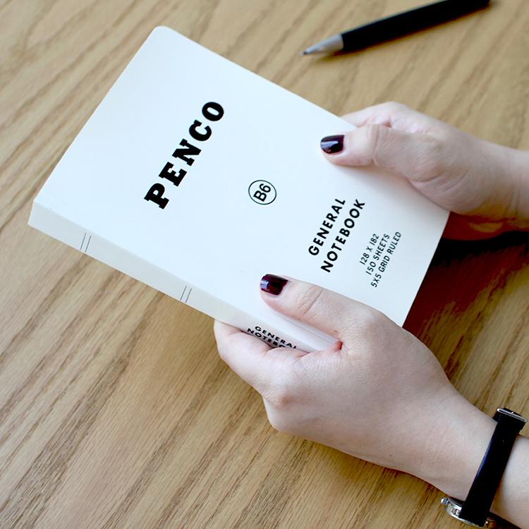 仕事や勉強が楽しくなるPENCOのノート