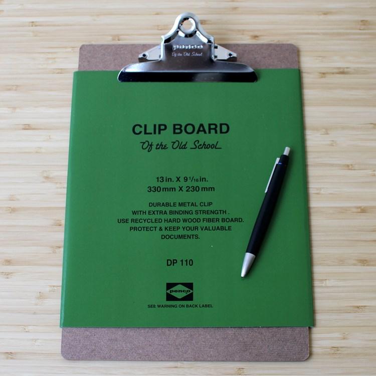 仕事や勉強が楽しくなるPENCOのクリップボード