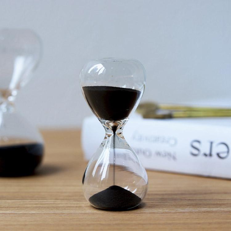 ハイタイドで人気の砂時計 かわいい小さめサイズ