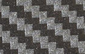 1080-CF201カーボンファイバーシルバー(Antharcite)