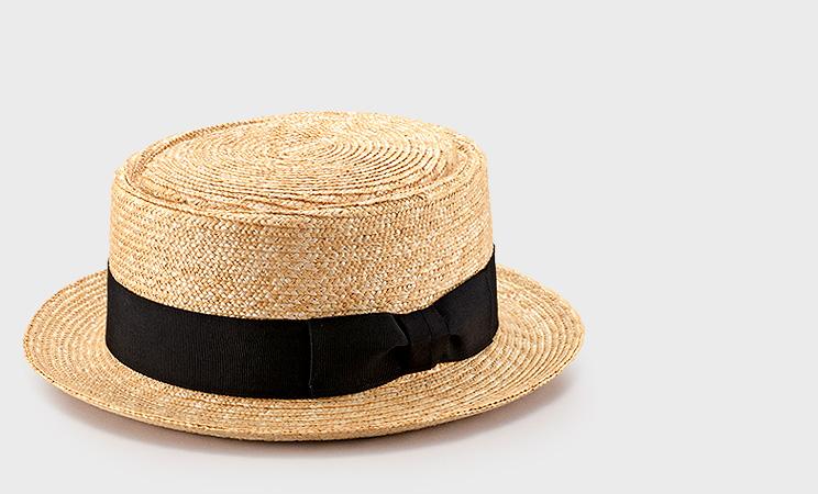 紳士用帽子