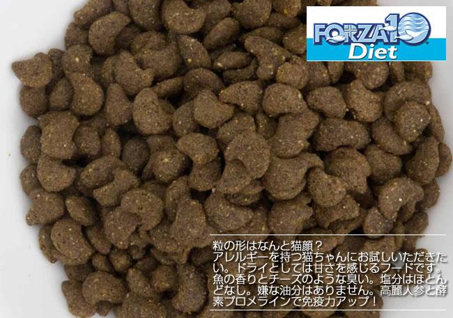 フォルツァ10(フォルツァディエチ) ダイエットシリーズ レギュラー・ダイエット フィッシュ