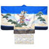 七五三 男の子 羽織・袴フルセット(合繊)