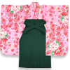 七五三 3歳 女の子 着物・袴セット