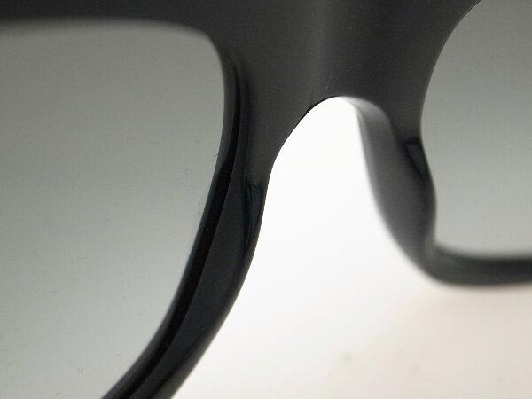 【中古】 バーバリー サングラス B4053 57□17 ブラック 黒 グレー 質屋出品