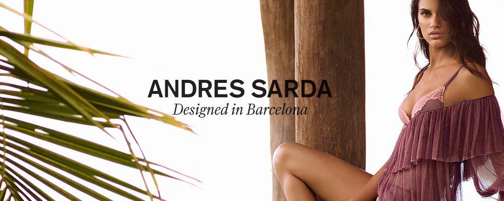ランジェリーショップナインハーフ:ANDRES SARDA
