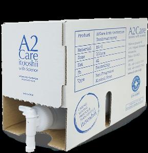 A2Care 除菌消臭剤 詰替用[4LBOX]