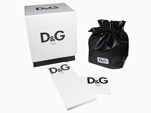 D&G ドルチェ&ガッバーナ 腕時計 プライムタイム DW0144 付属品