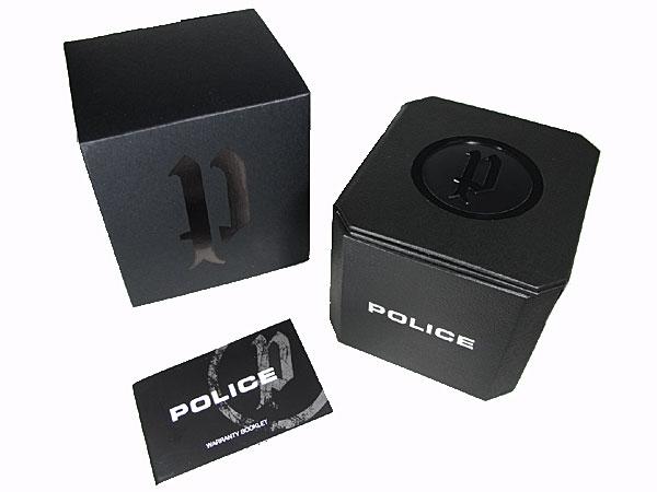 ポリス POLICE 腕時計 PL12895LS-04M 付属品