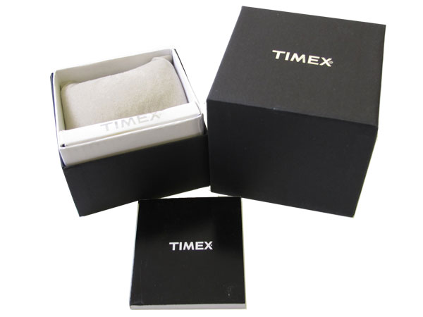 タイメックス TIMEX フライバック クロノ メンズ 腕時計 TW2P78900 付属品