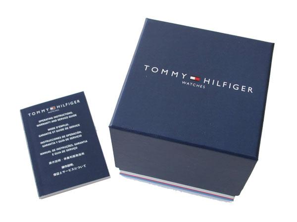 トミー ヒルフィガー TOMMY HILFIGER 腕時計 メンズ 1791079 付属品
