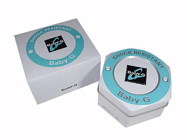 カシオ CASIO ベビーG Baby-G 腕時計 ネオン アナデジ BGA-170-9B レディース イエロー ラバーベルト 付属品