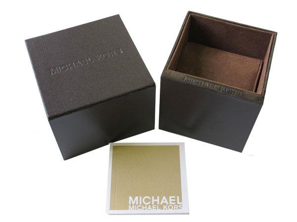 マイケルコース MICHAEL KORS クロノグラフ レディース 腕時計 MK2250 付属品
