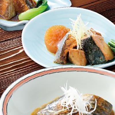 三陸海彩和風煮魚惣菜ギフト