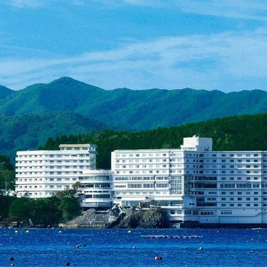 南三陸ホテル観洋1泊2日ペア宿泊券