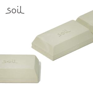 soil 珪藻土ドライングブロック