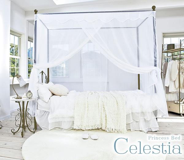 Celestia(セレスティア) 天蓋ベッド