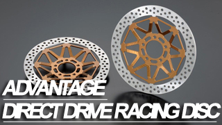 DIRECT DRIVE RACING DISC