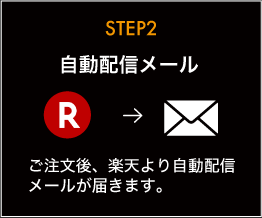 STEP2 注文する