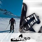 SPARK R&D ���ץ�åȥܡ������ѥӥ�ǥ���