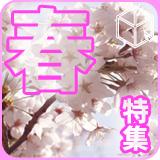 春 spring 特集