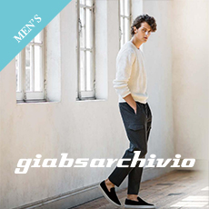 giab's ARCHIVIO / ジャブス アルキヴィオ