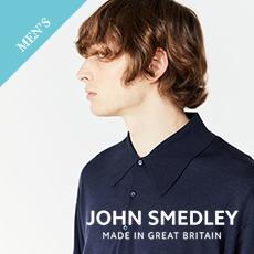 JOHN SMEDLEY  / ジョンスメドレー