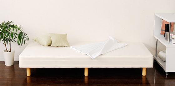 マットレスベッドイメージ