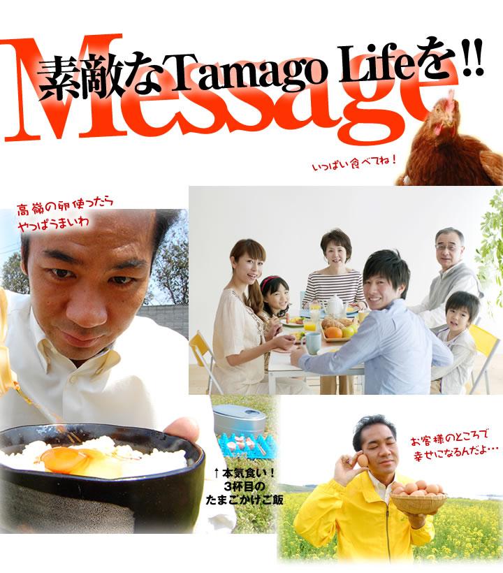 素敵なTamago Lifeを