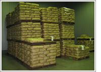 倉庫内のがんこ米