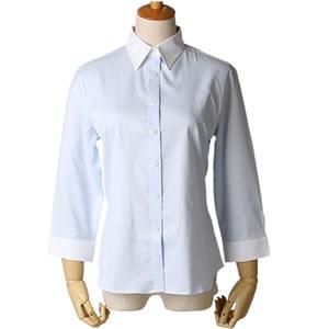 ブラウスシャツ