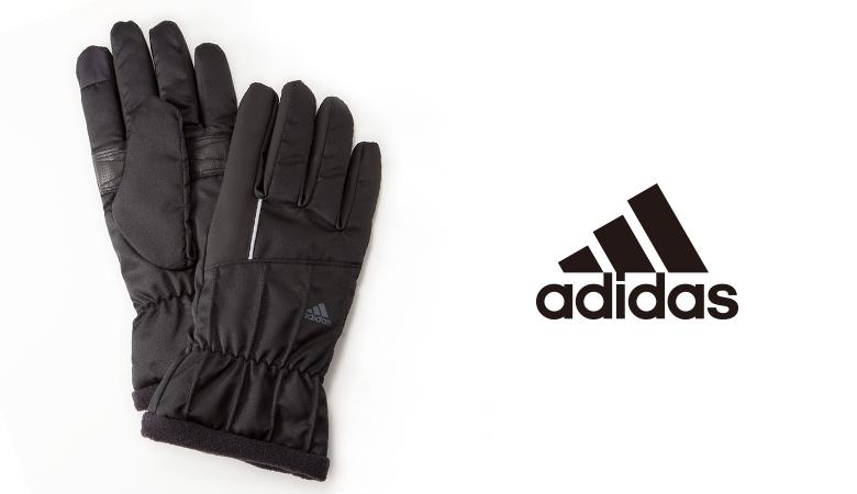 アディダス|メンズ手袋