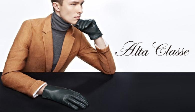 アルタクラッセ|メンズ手袋