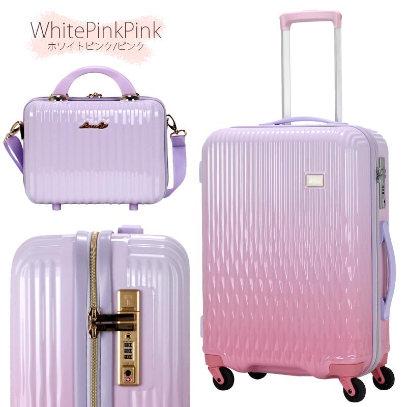ホワイトピンク/ピンク