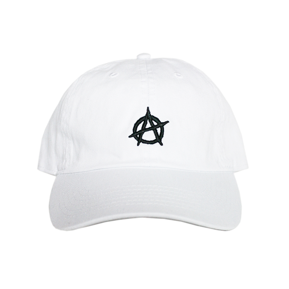 0db52bdb8fd46 Atomicdope  Anarchy ニューハッタンダッドハットストラップバック ...