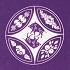 五福猪(大) 紫水晶