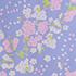 桜吹雪 楝色