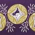 双犬麦の丸 紫