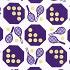 テニス 紫