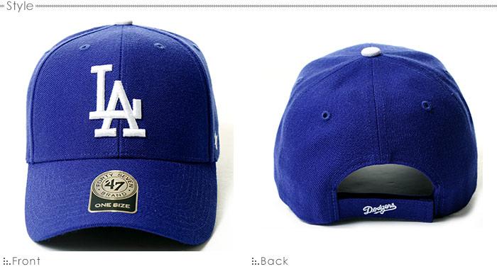 ドジャースキャップ/MLB キャップ/47Brandキャップ