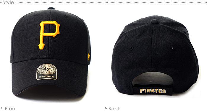 パイレーツ キャップ/47Brandキャップ/MLB キャップ