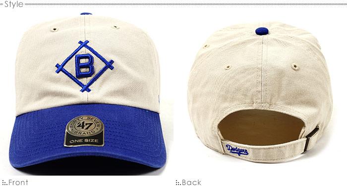 ドジャースキャップ/MLB キャップ/47/フォーティーセブン キャップ