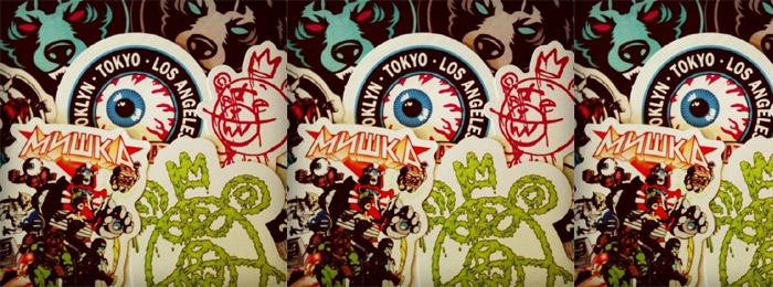 MISHKA:NYC BROOKLYN発祥のストリートブランド