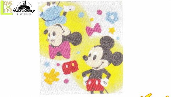 【送料無料】【ディズニーキャラクター】ウォッシュタオル【ミッキーとミニー】【ソフト】【ミッキー】【ミッキーマウス】【ディズニー】【タオル】【アニメ】【グッズ】【映画】【たおる】【かわいい】